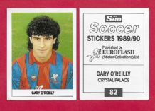 Crystal Palace Gary O`Reilly 82
